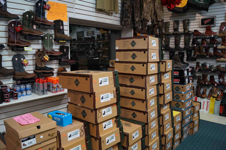 New Shoe Store Montrose